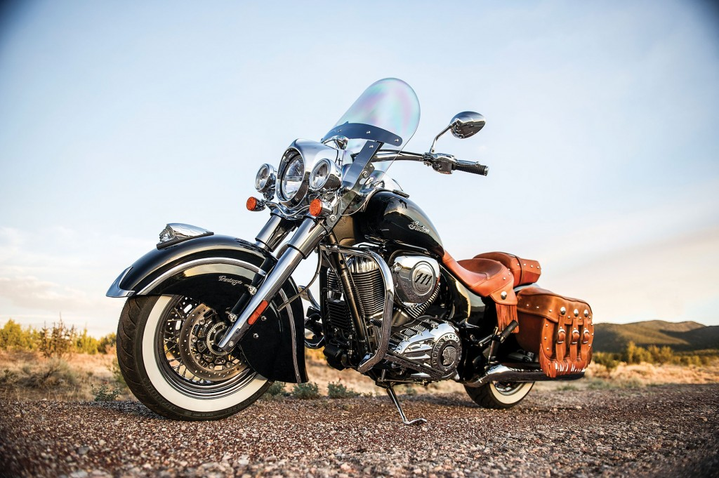 Moto Indian Chief Classic